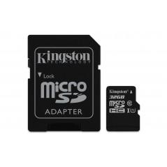Kingston Technology Canvas Select mémoire flash 32 Go MicroSDHC Classe 10 UHS-I