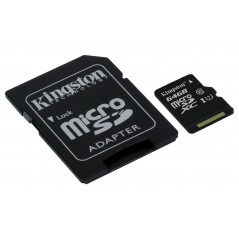 Kingston 64 Go MicroSDXC...