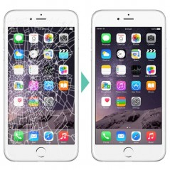 Réparation Ecran Iphone 6+
